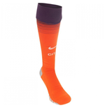 Chaussettes de Sport Manchester City FC 2018-2019 Third (Orange)