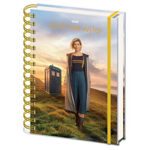 Bloc-notes Doctor Who  319361