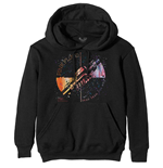 Pull-over Pink Floyd unisexe - Design: Machine Greeting Orange