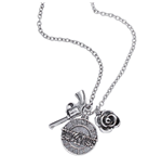 Collier Guns N' Roses Triple Charm