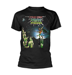 T-shirt Uriah Heep - Demons And Wizards (Noir)