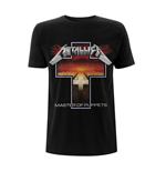 T-shirt Metallica - Master Of Puppets Cross