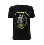 T-shirt Metallica AND JUSTICE FOR ALL TRACKS