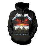 Sweat-shirt Metallica MASTER OF PUPPETS TRACKS