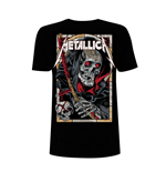 T-shirt Metallica Death Reaper