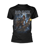 T-shirt Iced Earth BLACK FLAG