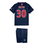 Tenue de football pour enfant Paris Saint-Germain 2018-2019 Home