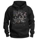 Pull-over Kiss unisexe - Design: Made in the USA
