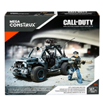 Call of Duty Mega Construx jeu de construction ATV Ground Recon
