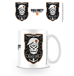 Call of Duty Black Ops 4 mug Logo