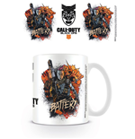Call of Duty Black Ops 4 mug Battery