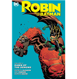 DC Comics bande dessinée Robin Son Of Batman Vol. 2 Dawn Od The Demons by Patrick Gleason *ANGLAIS*