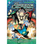 DC Comics bande dessinée Green Lantern Lights Out (The New 52) by Robert Venditti *ANGLAIS*