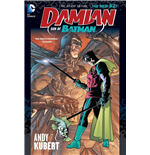 DC Comics bande dessinée Damian Son Of Batman (The New 52) Deluxe by Andy Kubert *ANGLAIS*