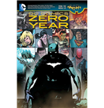 DC Comics bande dessinée Batman Zero Year (The New 52) by Scott Snyder *ANGLAIS*