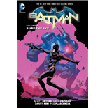 DC Comics bande dessinée Batman Vol. 8 Superheavy by Scott Snyder *ANGLAIS*