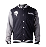 Veste de Baseball The punisher pour homm