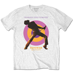 T-shirt Queen pour homme: Fearless
