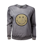 Sweat-shirt Smiley pour femme