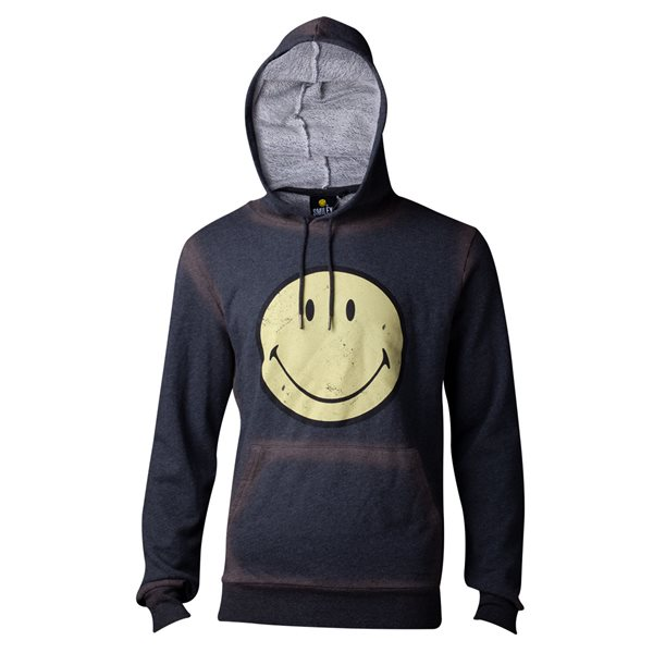 Sweat à Capuche Smiley pour homm