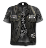 T-shirt Sons Of Anarchy - Jax Wrap