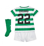 Tenue de football pour enfant Celtic 2018-2019 Home