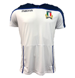 Maillot Italie rugby 2018-2019 (Blanc)