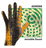 Vinyle Genesis - Invisible Touch