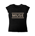 T-shirt Muse - Logo