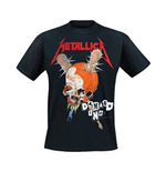T-shirt Metallica DAMAGE INC