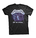 T-shirt Metallica - Ride The Lightning