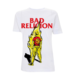 T-shirt Bad Religion BOY ON FIRE
