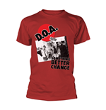 T-shirt D.O.A SOMETHING BETTER CHANGE