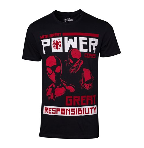 T-shirt Spiderman 322689