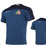 T-shirt Italie Rugby Player 2018/2019