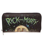 Rick et Morty porte-monnaie Rick & Morty