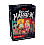 Dungeons & Dragons jeu de cartes Dungeon Mayhem *ANGLAIS*