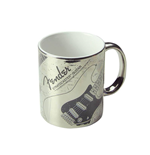 Fender mug Chrome