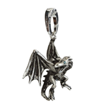 Harry Potter breloque Lumos Gringott's Dragon