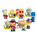 Simpsons présentoir figurines 8 cm Treehouse of Horror (20)