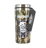 Call of Duty Black Ops 4 mug de voyage Skull