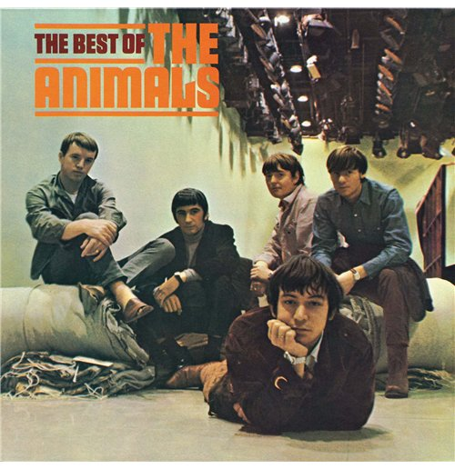 Vinyle Animals (The) - The Best Of  (2 Lp) (180gr)
