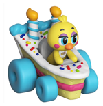 Five Nights at Freddy's Super Racers Diecast figurine Chica 5 cm