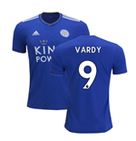 Maillot Leicester City F.C. 2018-2019 Home