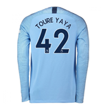 Maillot Manchester City FC 2018-2019 Home