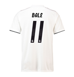 Maillot de football Real Madrid Home 2018-2019