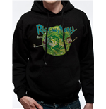 Sweat-shirt Rick and Morty 323821