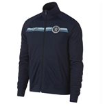 Sweat-shirt Chelsea 2018-2019 (Bleu Marine)