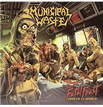 Vinyle Municipal Waste - Fatal Feast (Ltd) (Org)