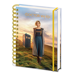 Cahier Doctor Who  324039